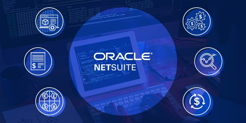 NetSuite ERP software solutions for modern high-growth tech companies