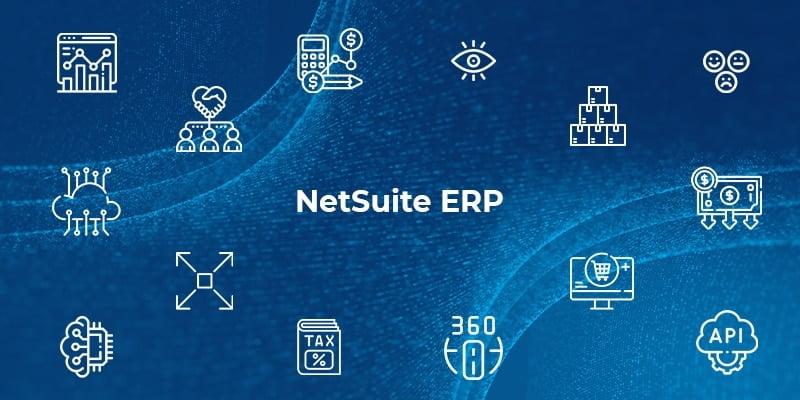 NetSuite ERP software solutions advantages