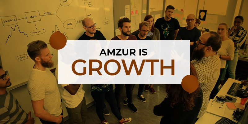 Amzur is growth